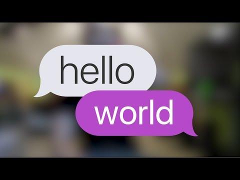 Hello World Trailer