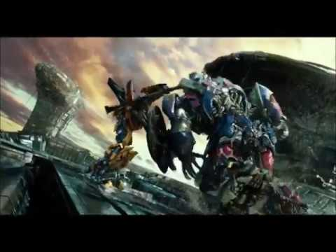 Transformers The Last Knight Bumblebee Tribute Feel Invincible Skillet