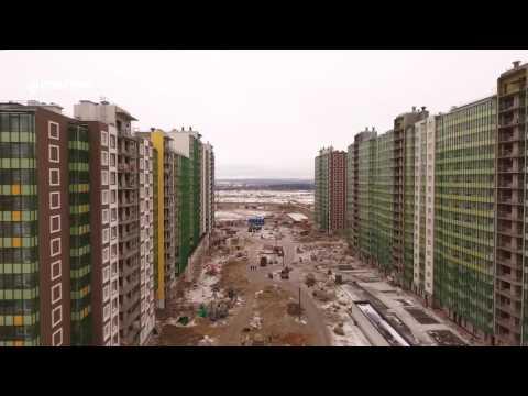 """Квартиры в ЖК """"GreenЛандия 2"""" в (СПБ), Всеволожский район"""