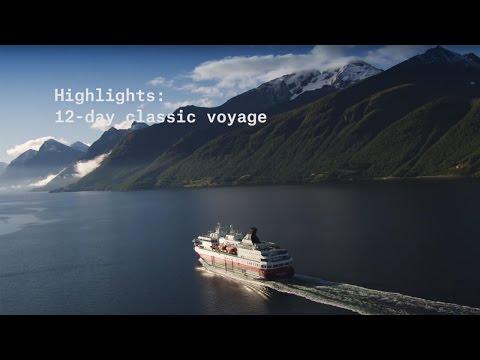 Highlights of Coastal Norway