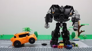Video Tobot Robot Stop motion Hello Carbot Airplane Rescue Lego Transformers Aventure Mainan Car Toys Kids MP3, 3GP, MP4, WEBM, AVI, FLV Juli 2018