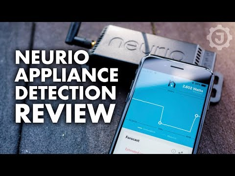 Neurio Home Energy Monitor Review | With Appliance Detection