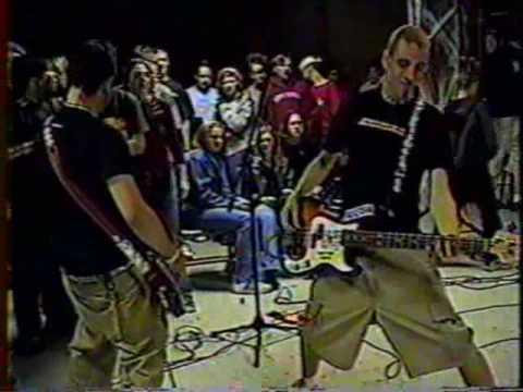 THE BANK ROBBERS LIVE JACKSON FIREHOUSE NJ 10-28-2000