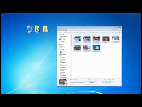 How to quickly resize multiple images in Windows