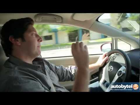 2012 Toyota Prius Test Drive & Hybrid Car Review