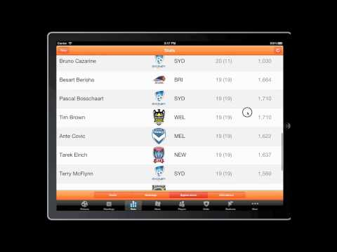 Video of Ultimate A-League Plus