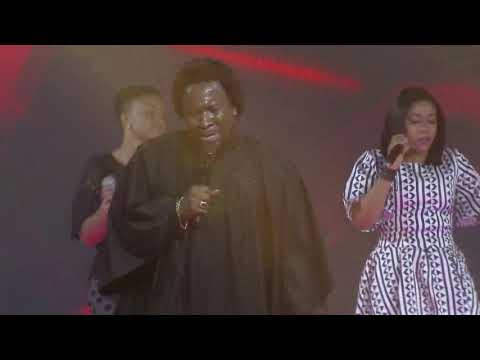 Sonnie Badu's Powerful Ministration At Voltage 2018 - COZA
