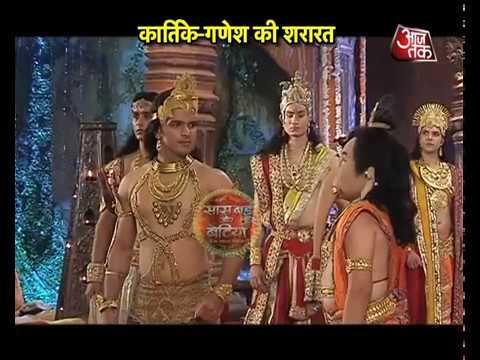 Vighnaharta Shree Ganesha: Kartikey & Ganesha's MI