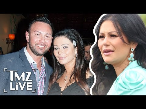 JWoww Told Cops Estranged Husband Harassed Her | TMZ Live