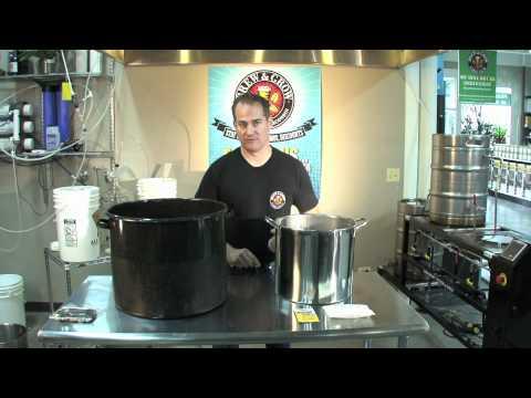 Homebrew School: Home Brewing 101