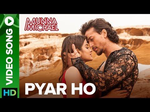 Pyar Ho Full Hindi Video Song from Hindi movie Munna Michael