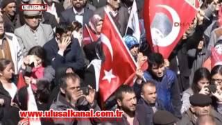 kılıçdaroğlu  kayserinin pınarbaşı ilçesinde referandum hakkında konuştu