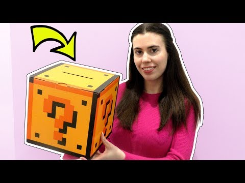 Download REAL LIFE LUCKY BLOCK MYSTERY BOX!!! HD Mp4 3GP Video and MP3