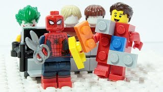 Video LEGO SPIDER-MAN & JOKER Brick Building Fun MP3, 3GP, MP4, WEBM, AVI, FLV November 2018