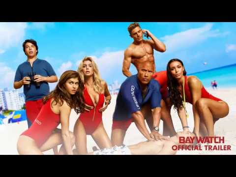 Baywatch 2017 American Action Comedy Full Film