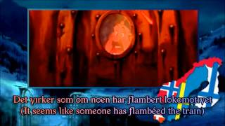 """Danish, Finnish, Norwegian & SwedishHappy Halloween! Lol nope, this is old video, re-uploaded. Just noticed that the title fits the season though. This is the one with bad intro, I can't find the one with good intro and it's probably deleted and I don't really care enough to redo it. I didn't have Icelandic at the time too.So Nordic friends helped me with subs back then, thanks for that!Voices:Danish- Anastasia: Nicoline Møller- Dimitri: Kristian Boland- Vlad: Henning MoritzenFinnish: - Anastasia: Petra Karjalainen- Dimitri: Paavo Kerosuo- Vlad: Markku RiikonenNorwegian:- Anastasia: - Dimitri: Håvard Bakke- Vlad: Swedish: - Anastasia: Helen Sjöholm- Dimitri: Peter Torgner- Vlad: Janne """"Loffe"""" CarlssonFor Anastasia's idk, none of them is perfect, though actings are good.My fav Dimitri is Finnish, he's so great fit and acting is just so super, he sounds so much into it :D Then comes Norwegian, he sounds young and good actor. Danish has great acting too but he's bit old, same for Swedish except that I don't find his acting so good, he sounds pretty lifeless here.Vlads are all good :DI own nothing!"""