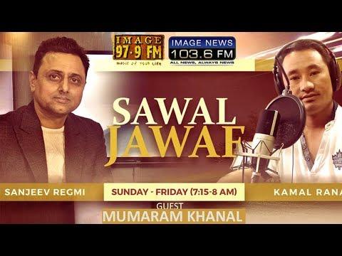(Sawal Jawaf with Mumaram Khanal | मुमाराम ...  29 minutes.)