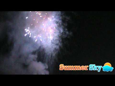 Fuochi d'Artificio alla Festa di Santa Restituta 2011