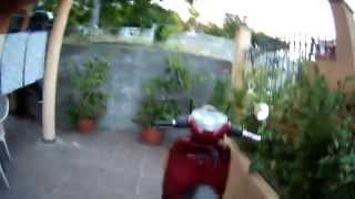 4. Rollei actioncam|Aprilia scarabeo 150 review and sound test