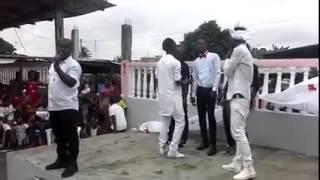 Download Lagu Mariage de Kiki creole danseur de coupe decale et n'bobolo Mp3