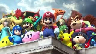 Super Smash Bros Competitive Community Intro