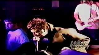 Deftones - Be Quiet and Drive Live 1998 - WAAF TV, The Roxy, Boston, MA, USA