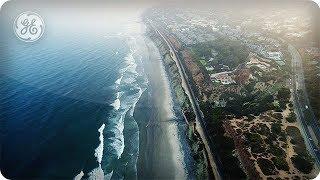 Download Video San Diego: Data Powered Cities - DRONEWEEK - GE MP3 3GP MP4