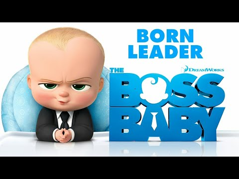 The Boss Baby Full HD Movie 2017 - New Hollywood Movie
