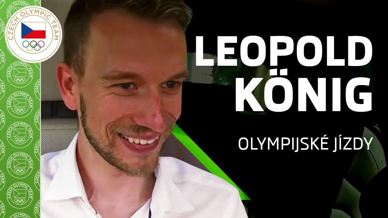 ŠKODA olympijské jízdy s Leopoldem Königem