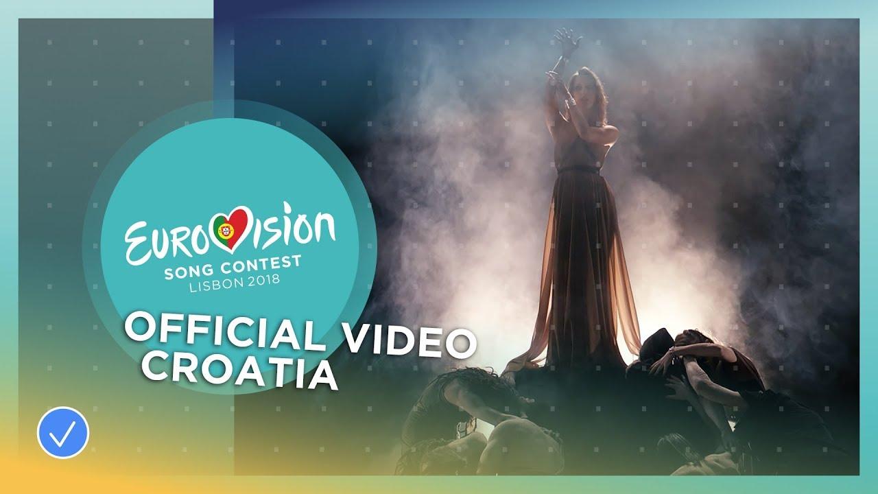 Franka Batelić - Crazy (Horvaatia 2018)