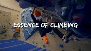 Essence Of Climbing by Eric Karlsson Bouldering