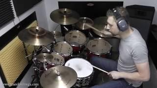 Kelly Rowland - Work (Marek Mitręga drum cover)