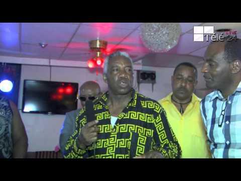 TÉLÉ 24 LIVE: PATRICK ARUNA Small business, PATOU BOKELO & ASSO EXODUS BAR, Présent: SOIRÉE INGETA LA CLASSE, 30 Juin 2013 à TORONTO