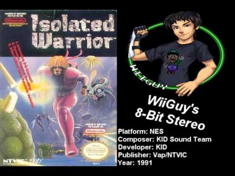 isolated warrior nes review