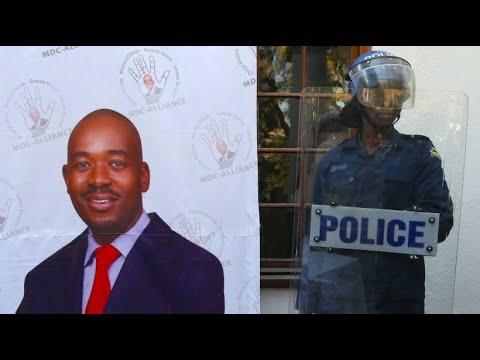 Simbabwe: Wahlverlierer Chamisa zweifelt an Ergebniss ...