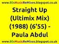 Straight Up (Ultimix Mix) - Paula Abdul | 80s Club Mixes | 80s Club Music | 80s Dance Music