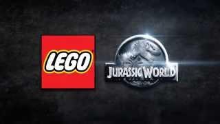 LEGO Jurassic World Game  Teaser Trailer
