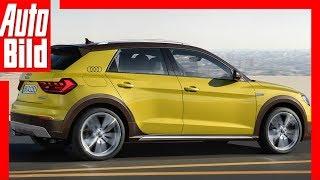 Audi A1 Allroad (2019): Neuvorstellung - Infos - SUV - Motor - Preise by Auto Bild