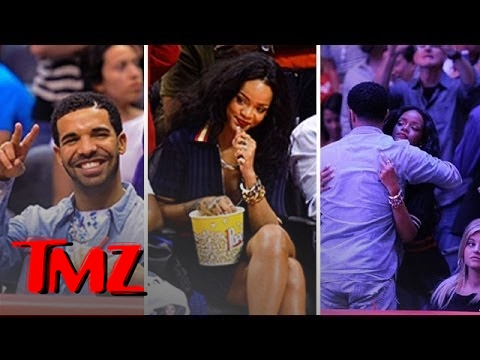 Rihanna & Drake — SEPARATED!