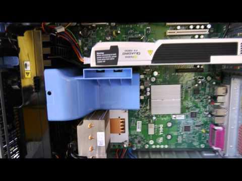 DELL Precision T3500 with Six-Core Xeon W3690 and Quadro FX 5800