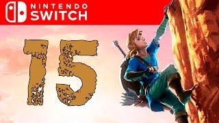 The Legend of Zelda: Breath of the Wild  Campaña Español  ...