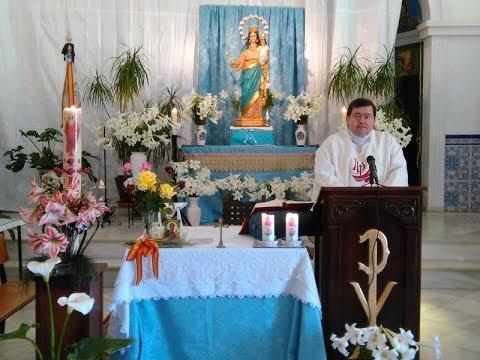 Misa de Romeros Mª Auxiliadora 2020 de Pozo del Camino