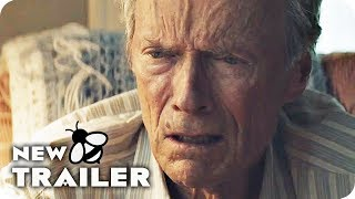 THE MULE Trailer (2018) Clint Eastwood Movie