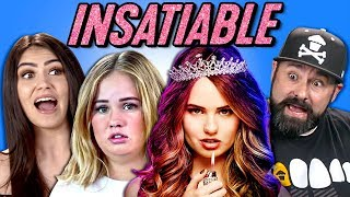 Generations React to Fat Shaming (Insatiable Netflix Controversy)