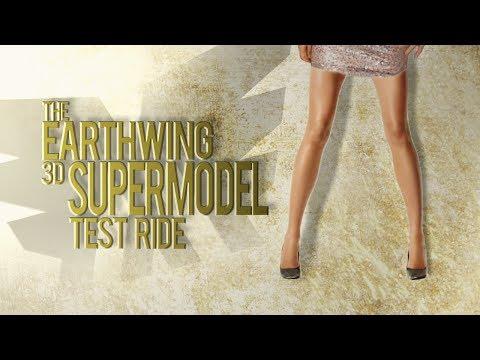 Earthwing Supermodel 3D Test Ride | MuirSkate Longboard Shop