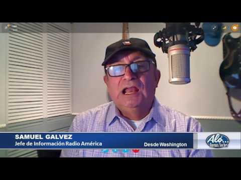 Entrevista a Samuel Galvez – Alo Buenas Noches 19-01-2017 Seg. 02