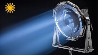 Система отраженного освещения
