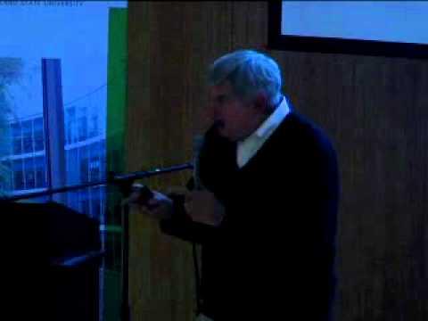 Cataclysm auf dem Columbia - Marjorie und Scott Burns Lecture