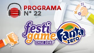 Punto.Gaming! TV S04E22 en VIVO desde Festigame