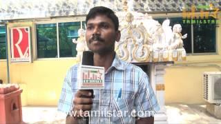 Dhushiyanthan at Yazh Movie Single Track Launch